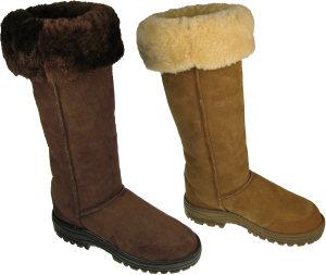 Shepherd Mens 100% Genuine Sheepskin Slippers Shoes Hard Sole